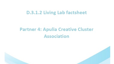 Living Lab factsheet